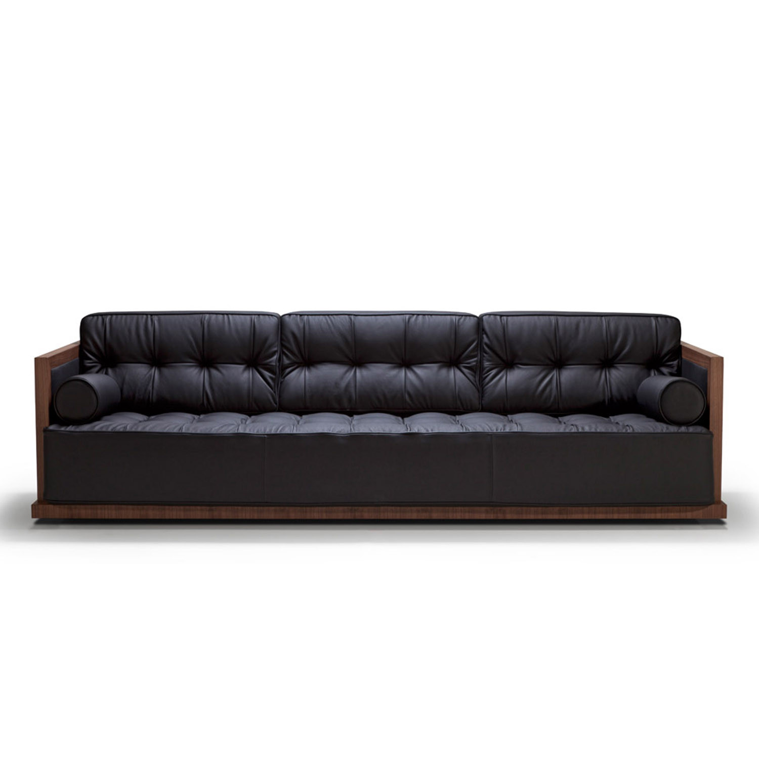 Hanedan Executive Leather Sofa