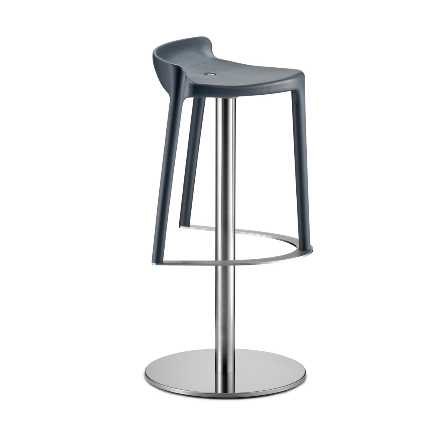 Happy Swivel Bar Stool