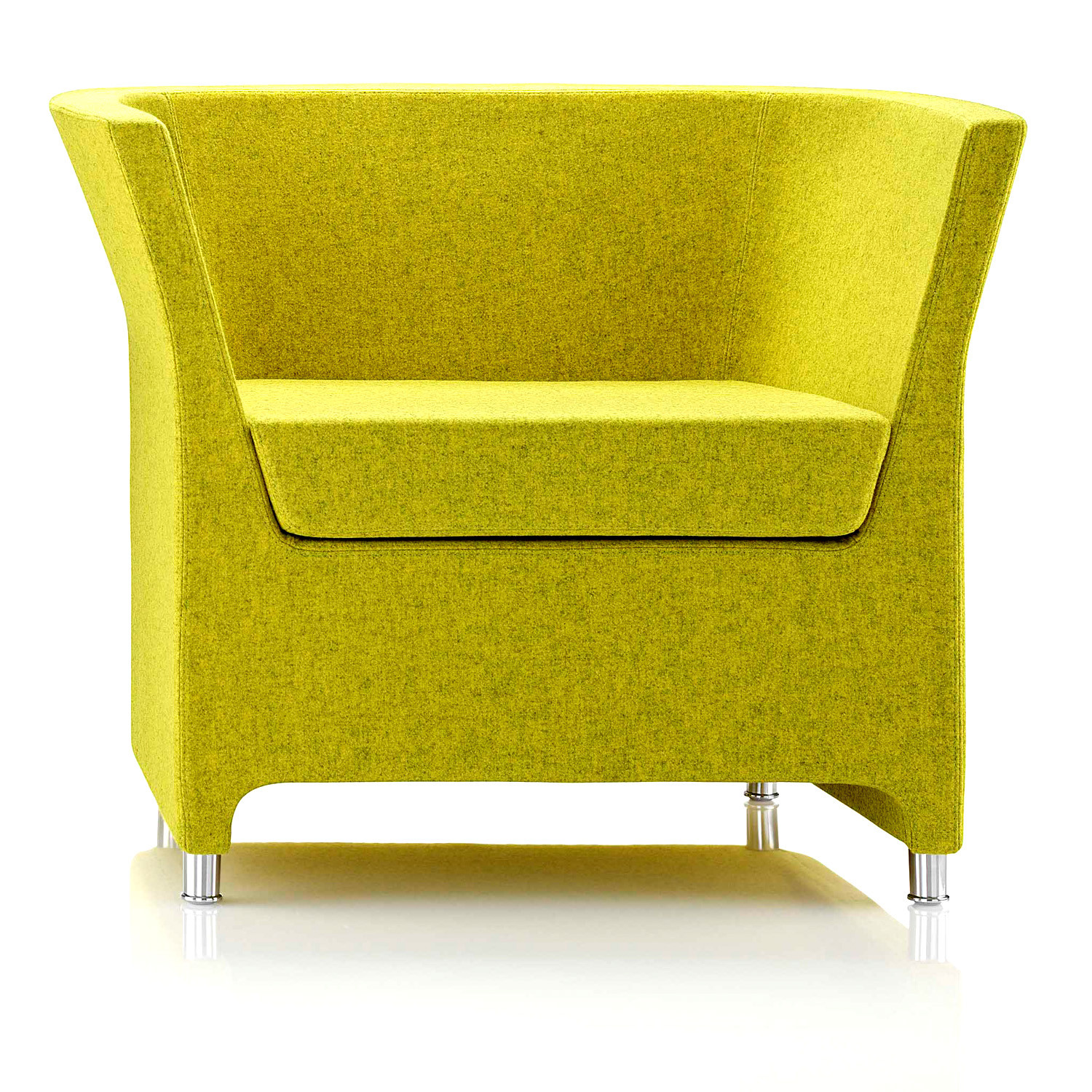 Tom, Dick & Harry Fully Upholstered Armchair