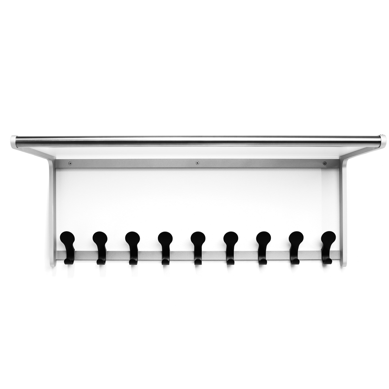 Wall Mounted Stand-By Coat Rack