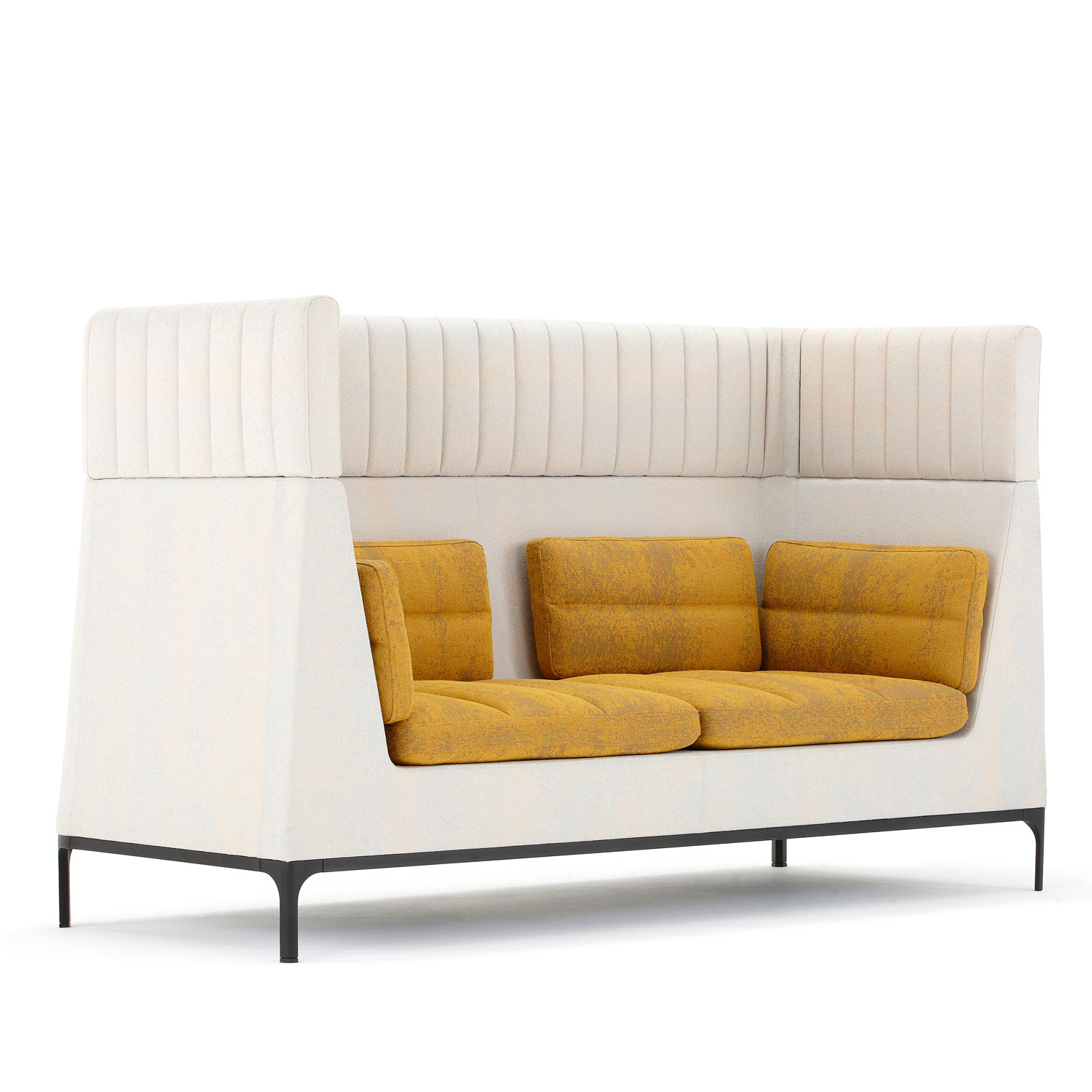 Haven High Back Sofa Acoustic Soft Seating