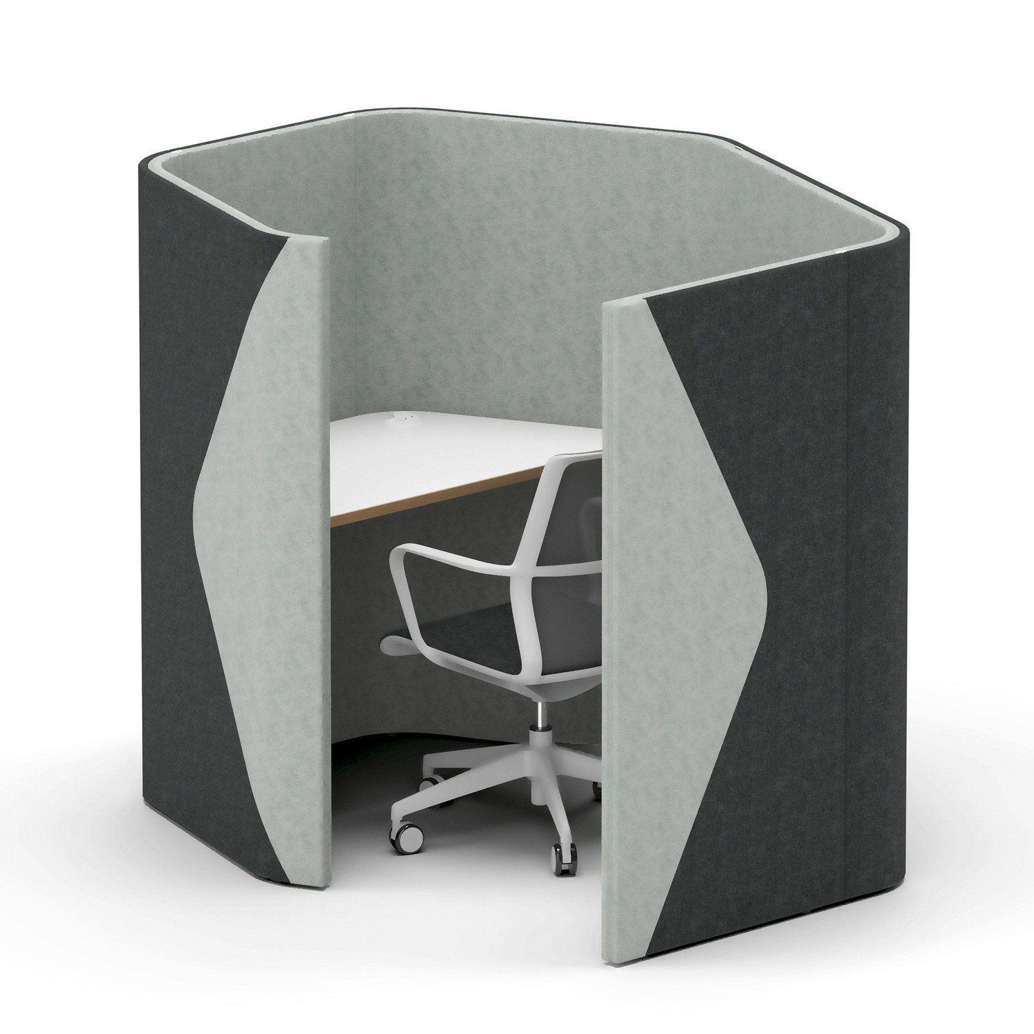 Haven Solo Work Pod
