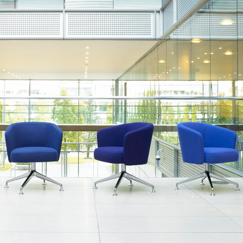 Hay Reception Chairs Orangebox