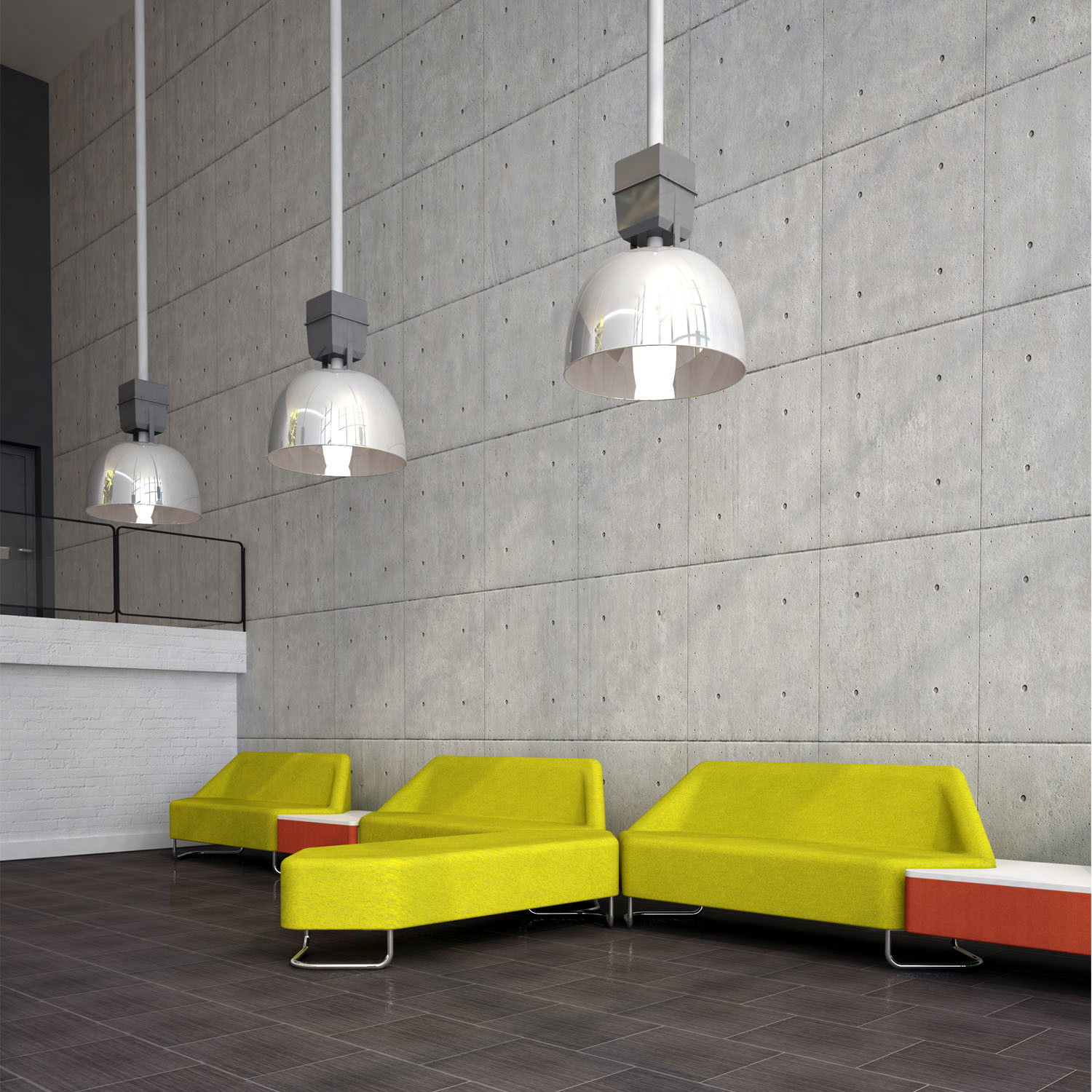 Hexel Modular Seating by Connection