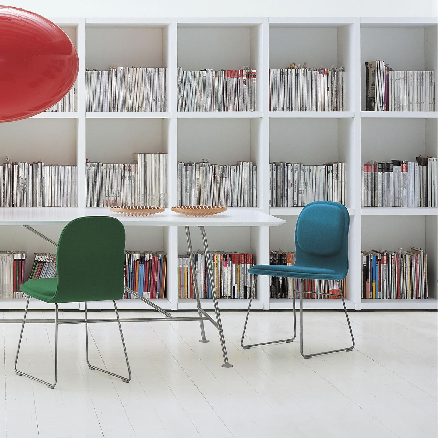 Hi Pad Chair by Jasper Morrison