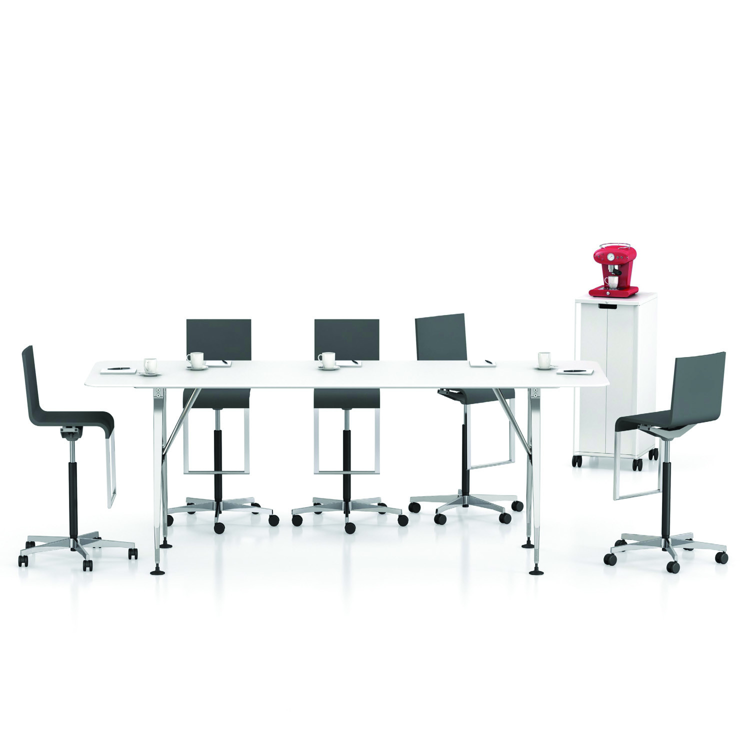 Vitra Ad Hoc High Work Table