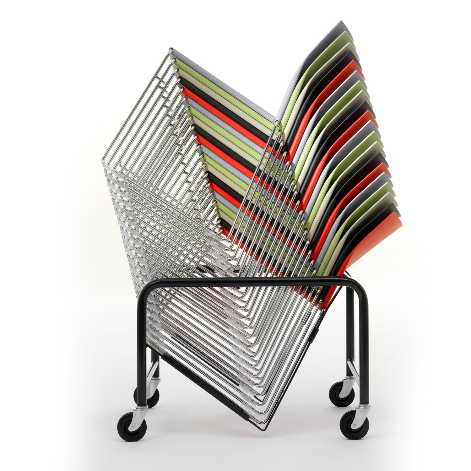 Hip Up Stacking Chairs