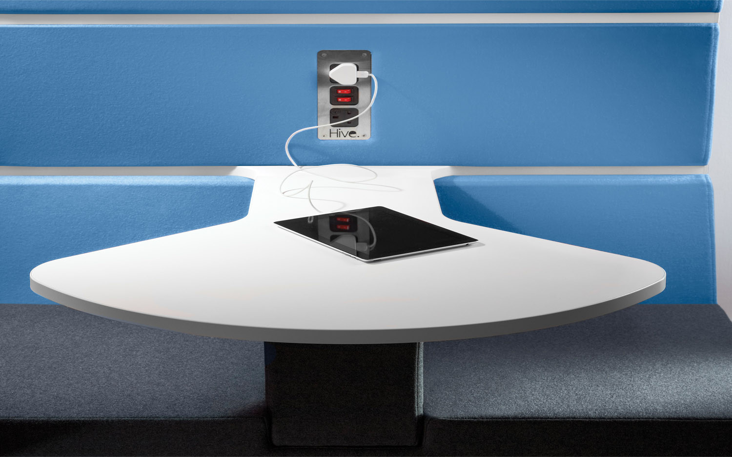 Hive Data Point and Rotating Table