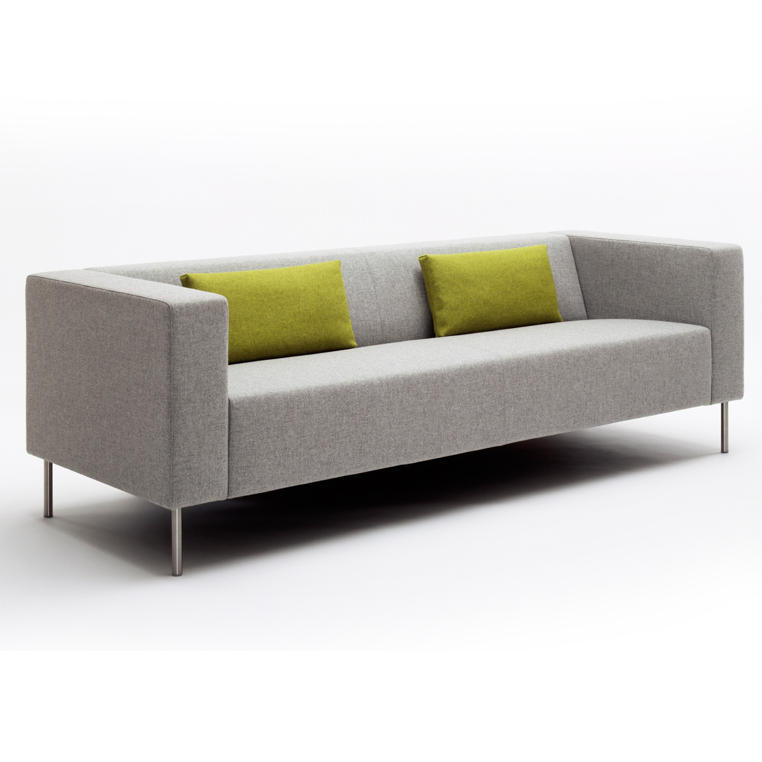 HM18 Reception Three-Seat Sofa