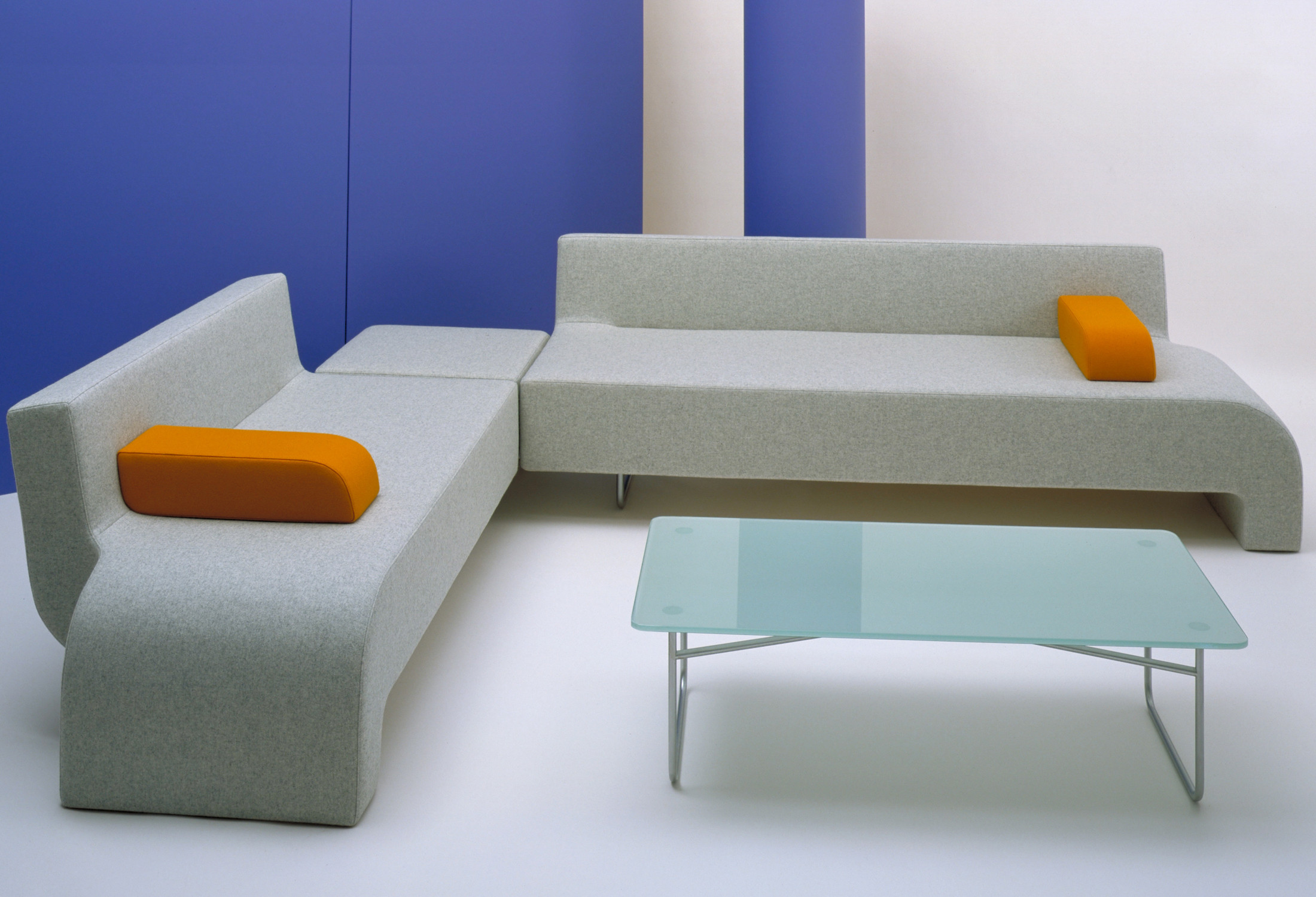 Hm30 Modular Reception Seating