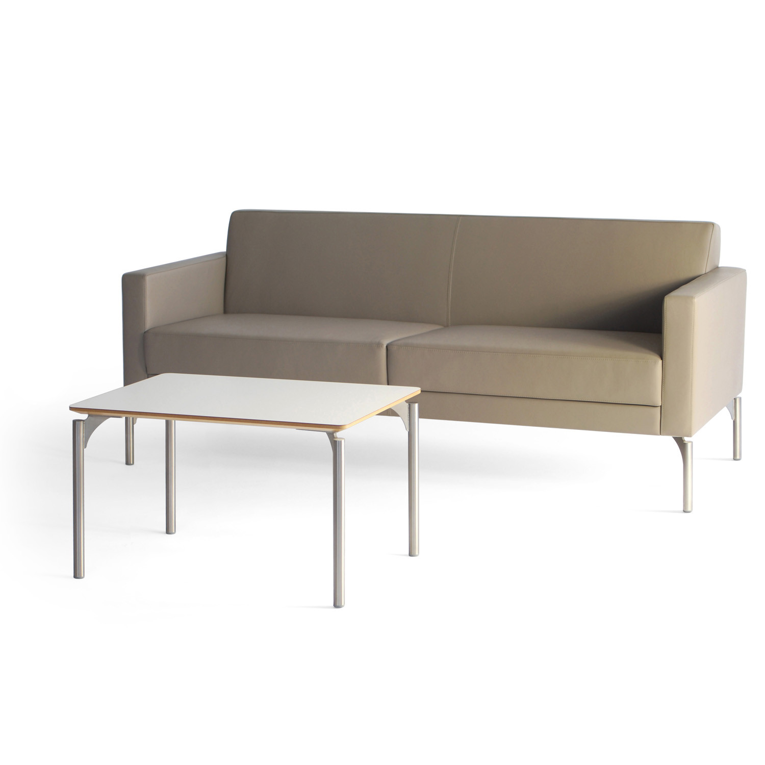 HM35 Sofa and Side Table