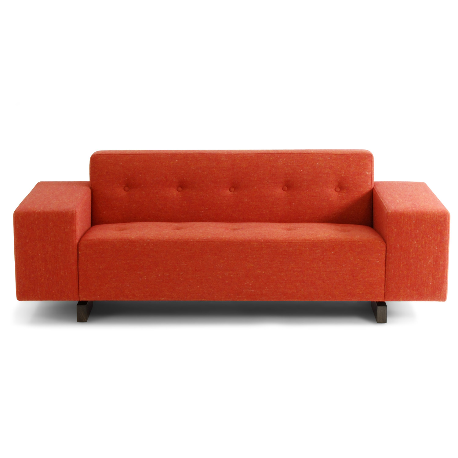 HM46n Sofa in Red