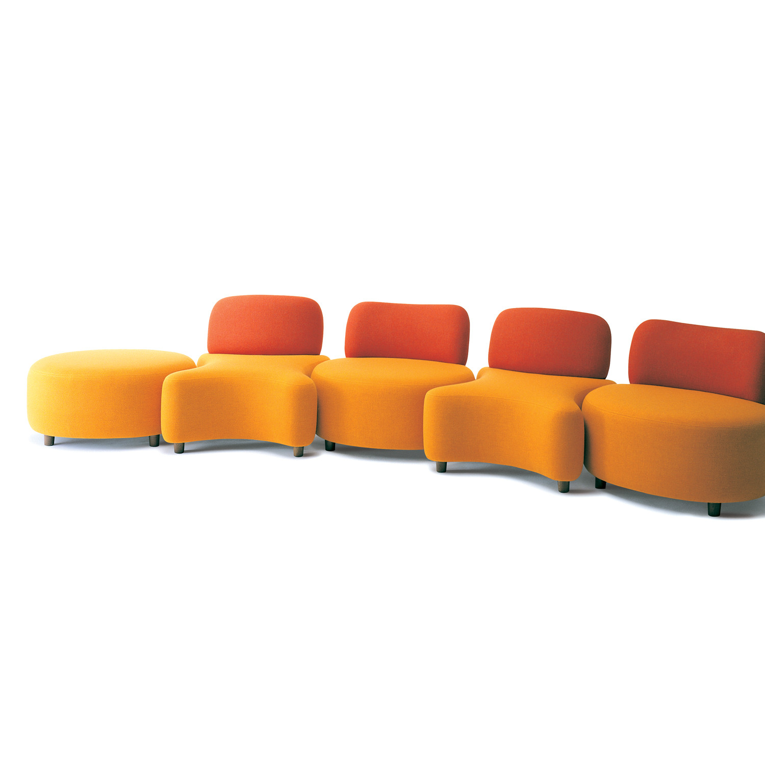 HM61 Oxo Modular Soft Seating