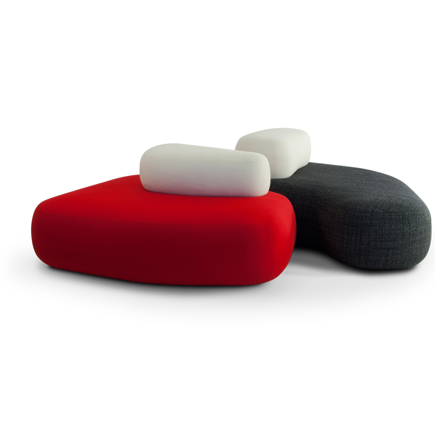 Nigel Coates HM63 Pebble Seating