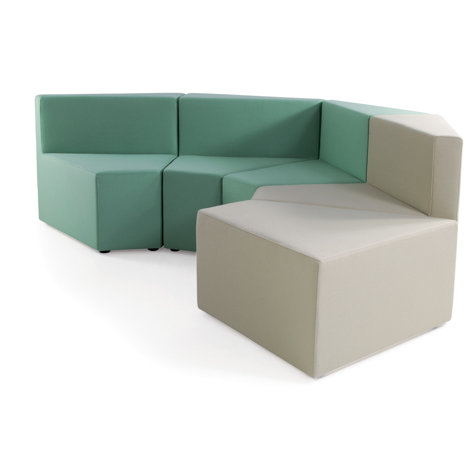 HM77 Modular Reception Seating