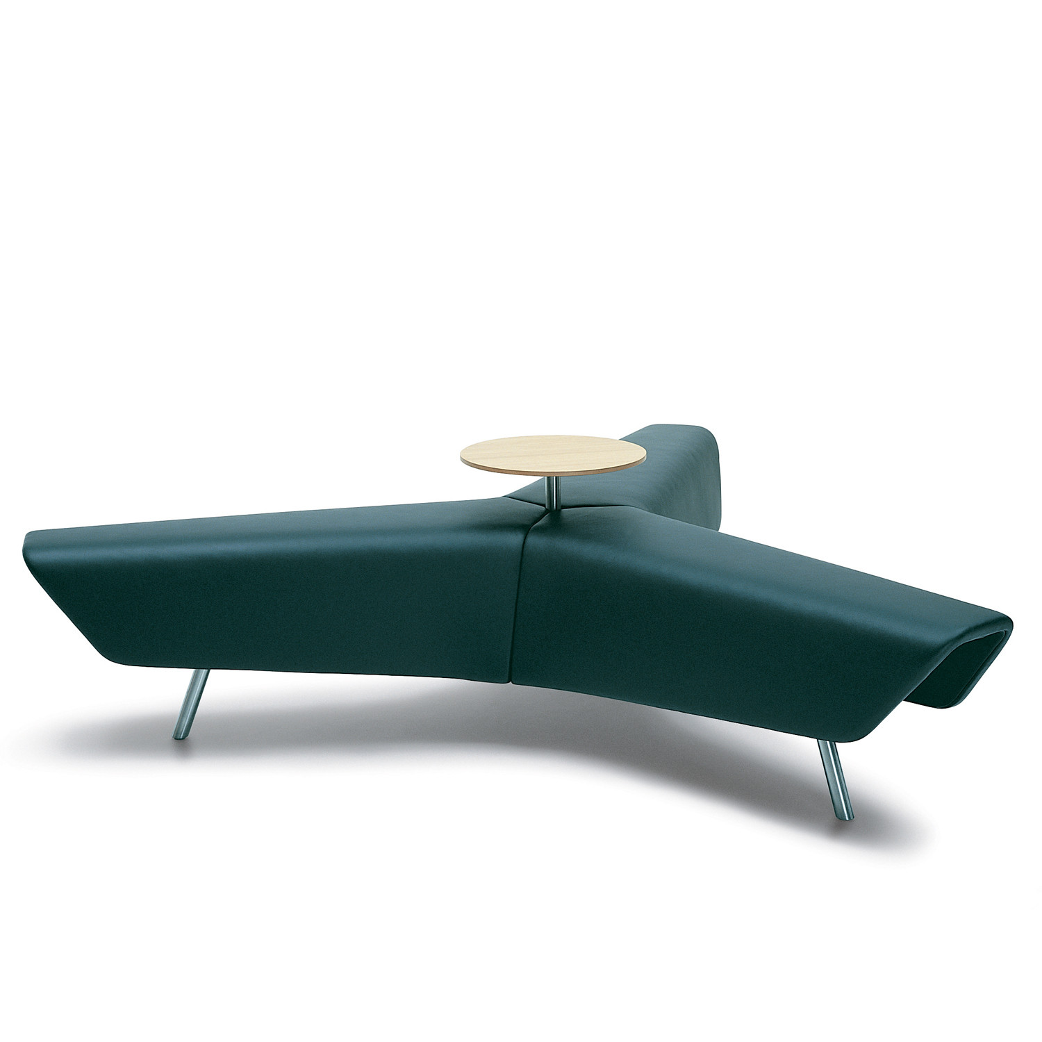 Hm83 Reception Bench with Table