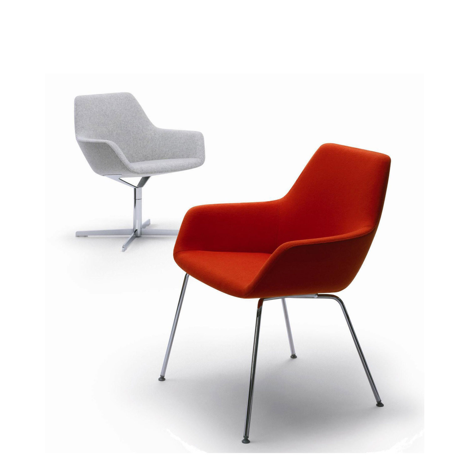 HM86 4-Legged and 4-Star Base Chairs