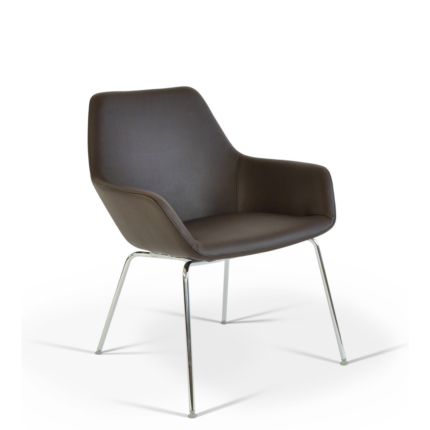 Hm86 Armchair With Four Legs