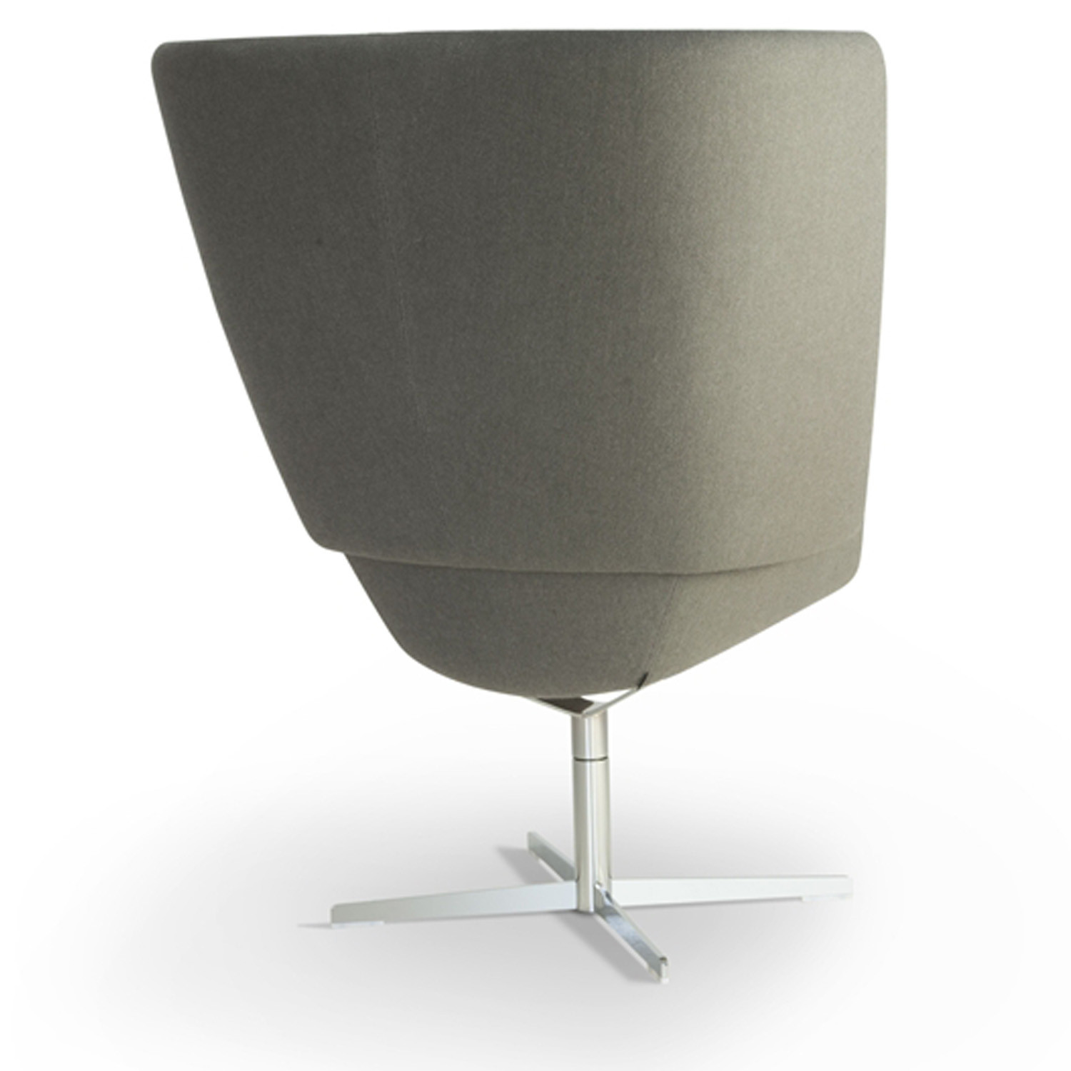 HM87 Smart Working Armchair Rear