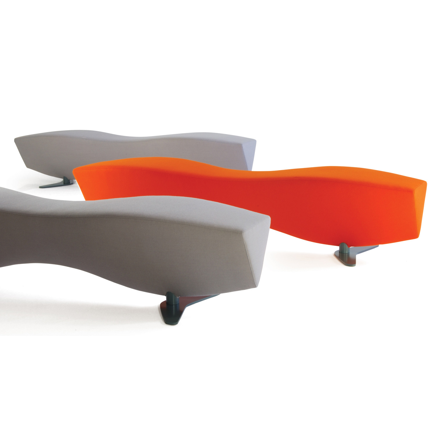 Hm88 Soft Seating Benching