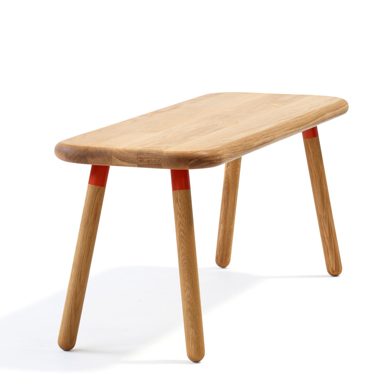 Honken Wooden Coffee Table
