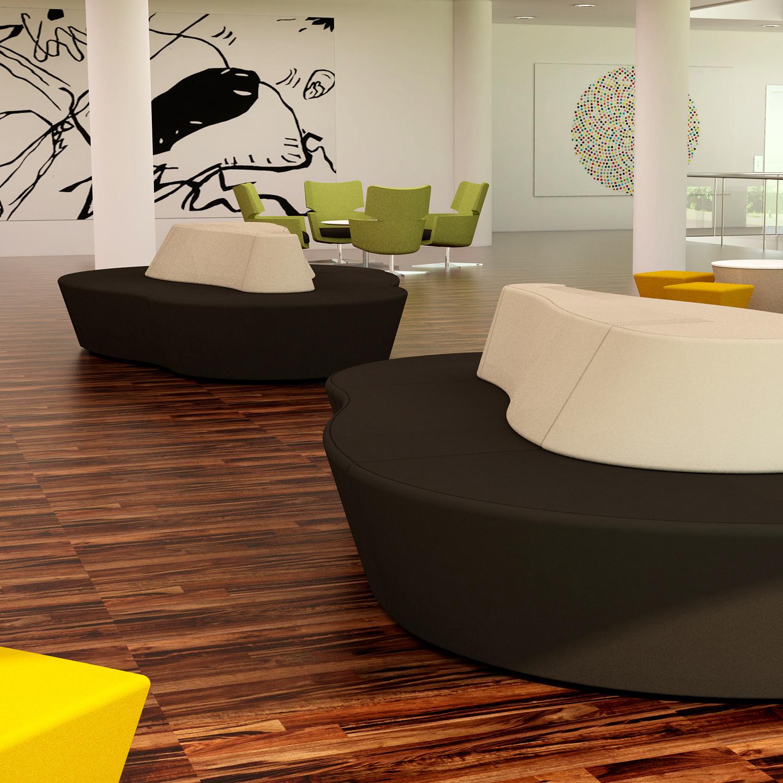 Horizon Sofas by Roger Webb Associates