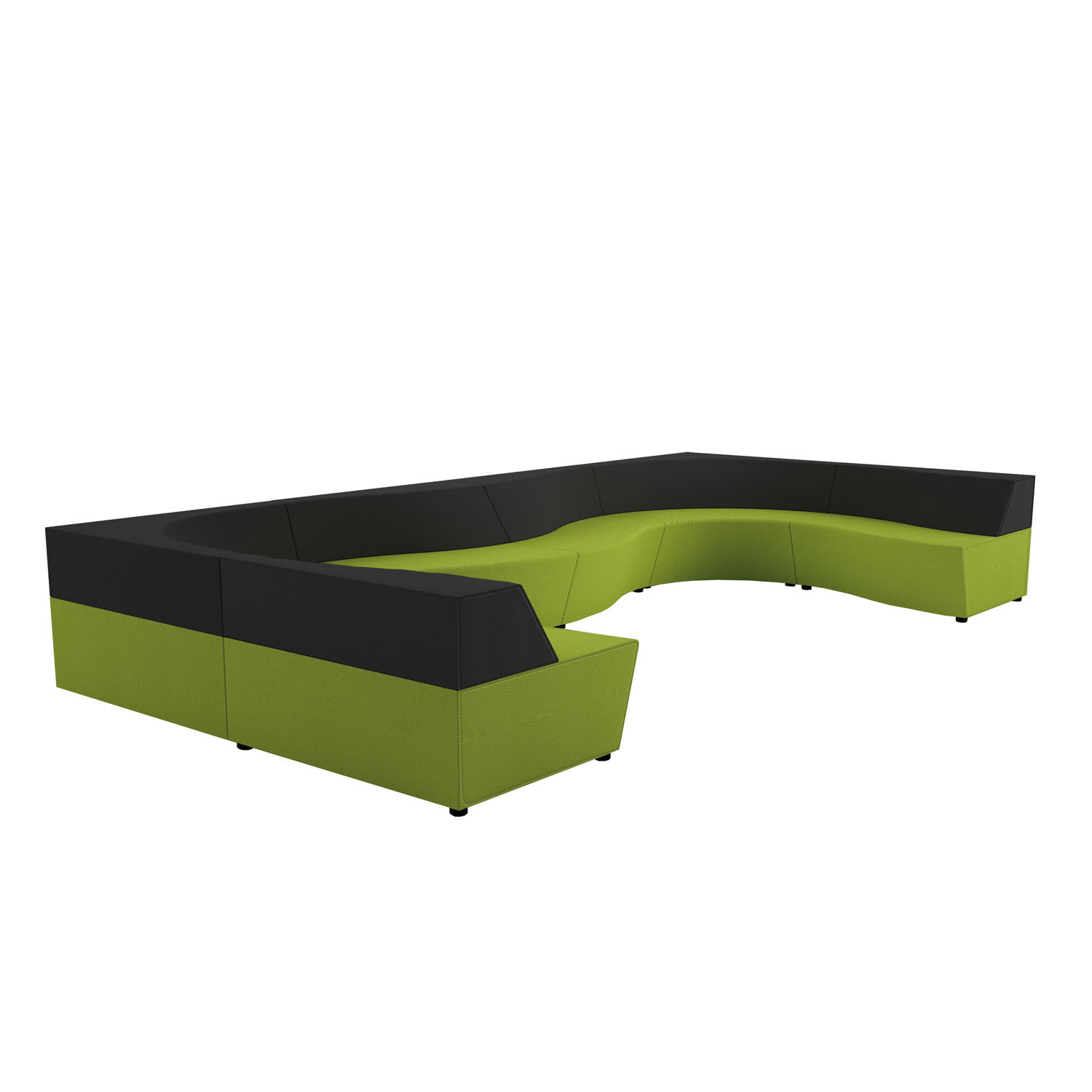 Horizon Wave Sofa Module
