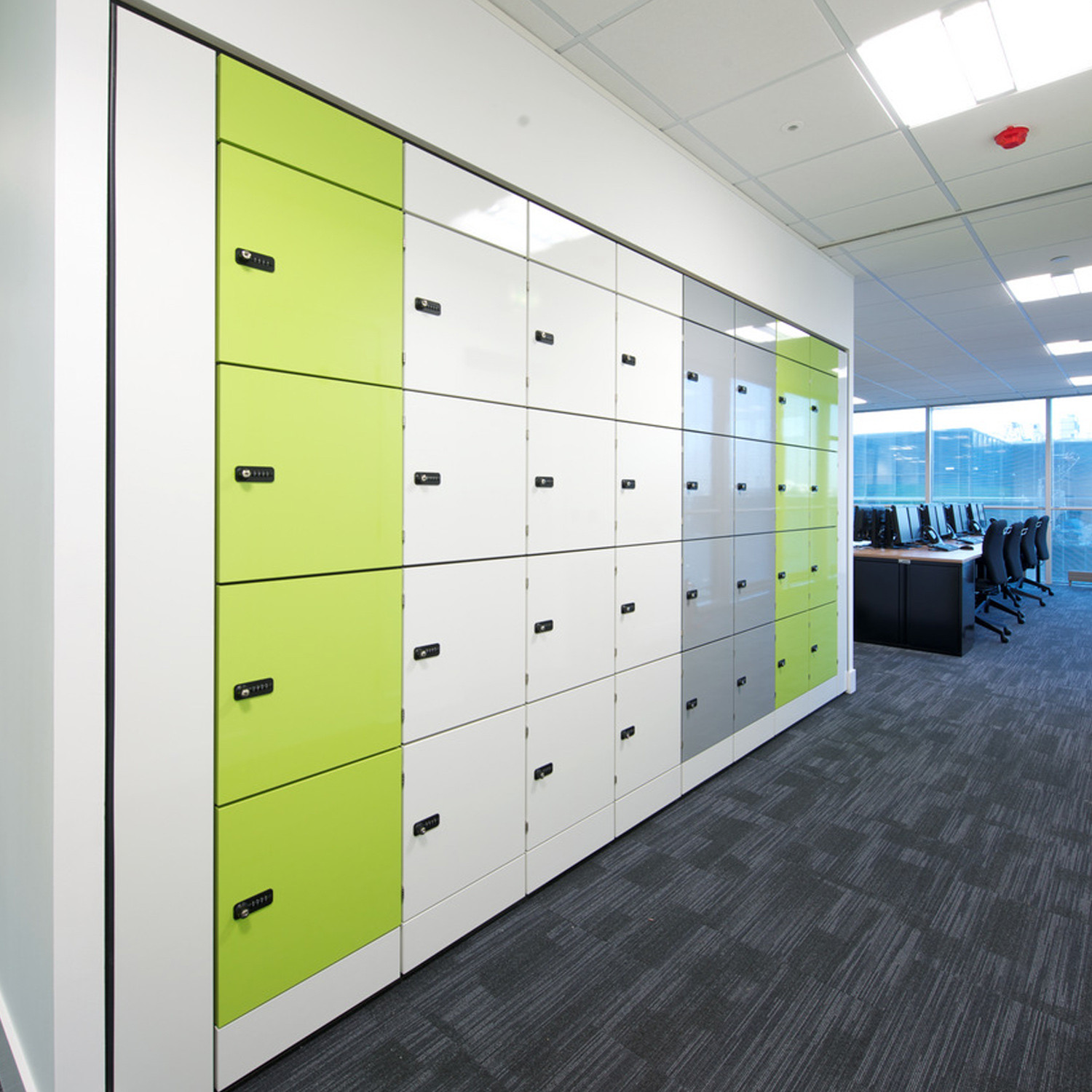 HotLocker Personal Storage Office Lockers Apres Furniture