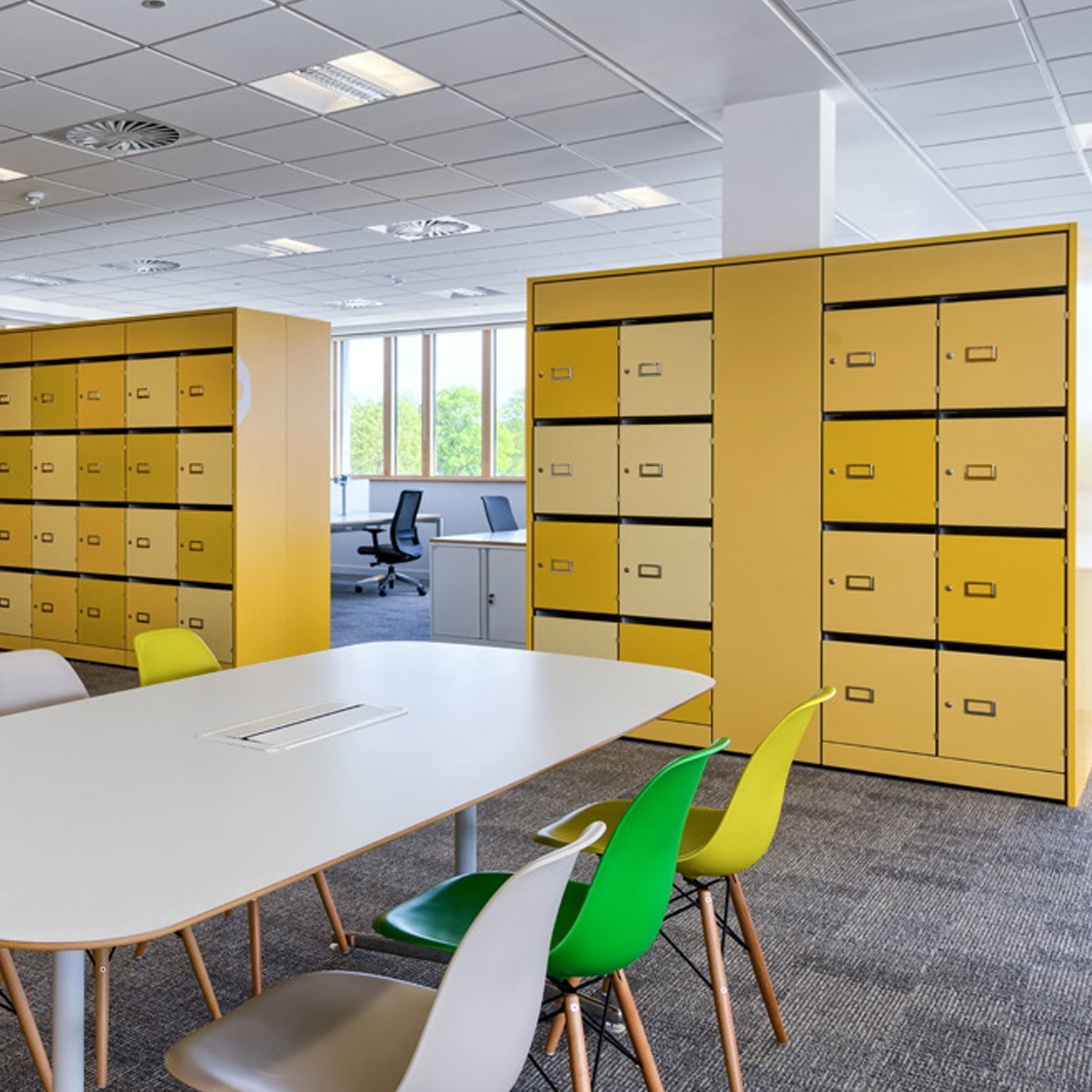 HotLocker Personal Office Storage