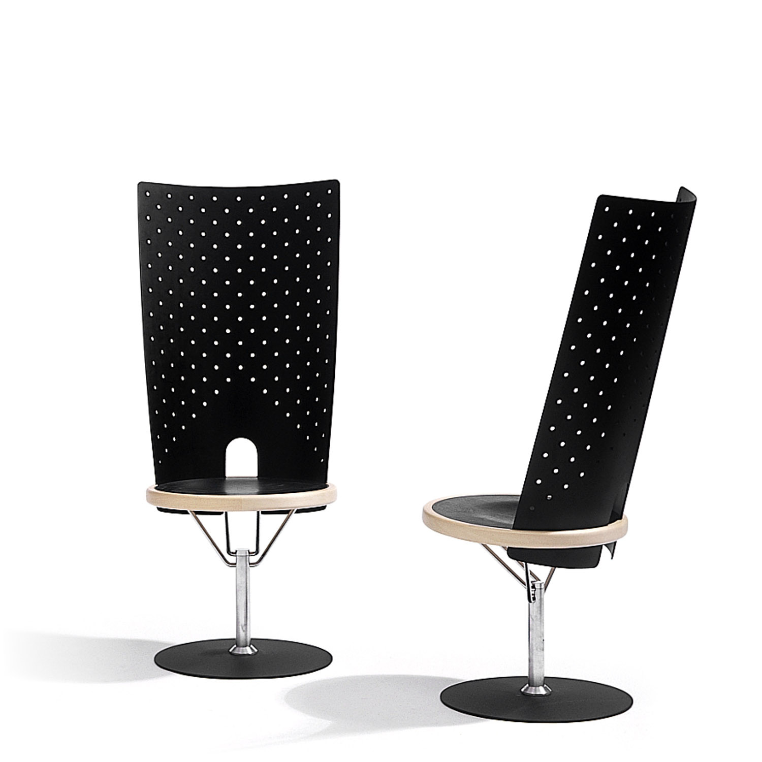 Hövding Swivel Chairs from Borge Lindau