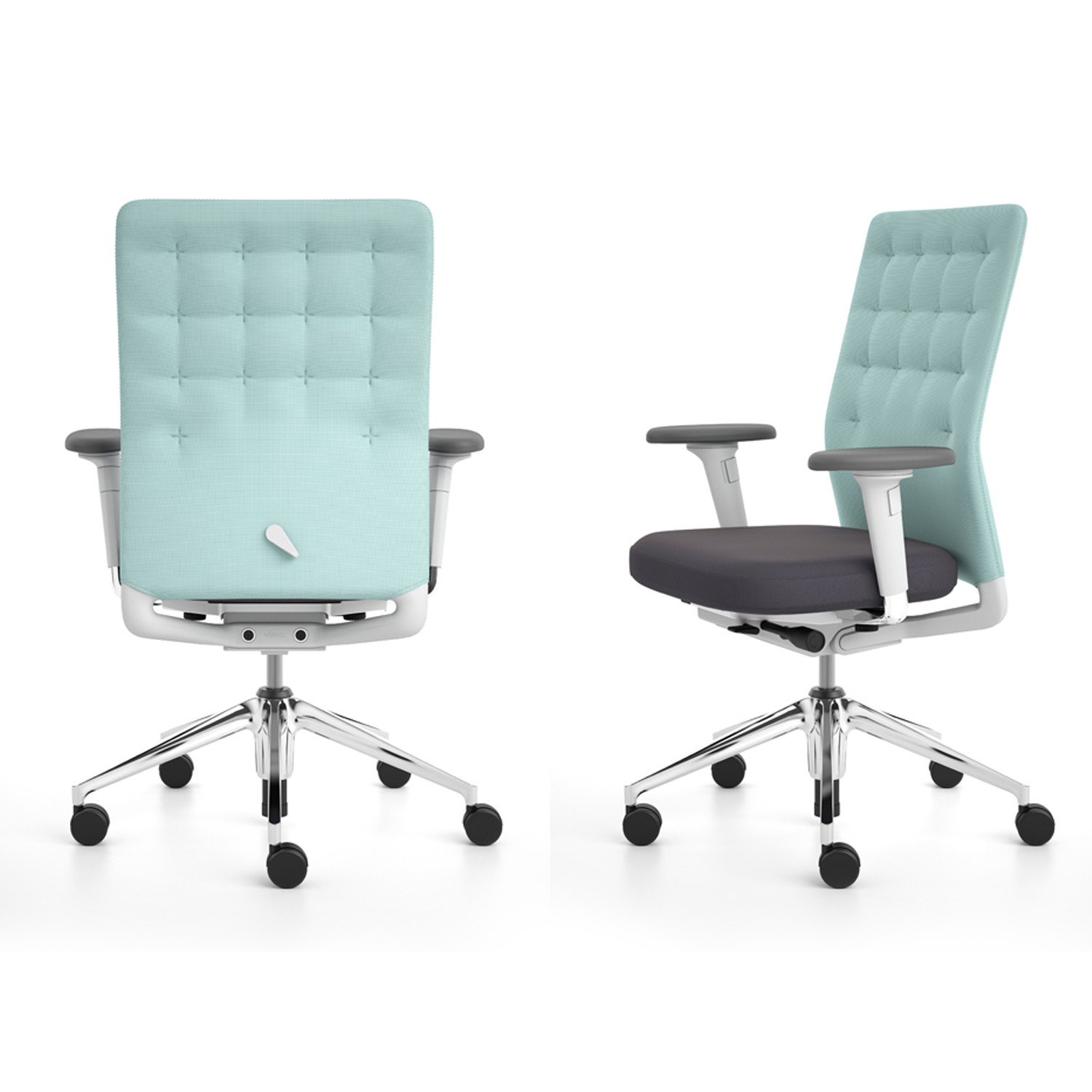 ID Trim Office Chairs with 3D Arms