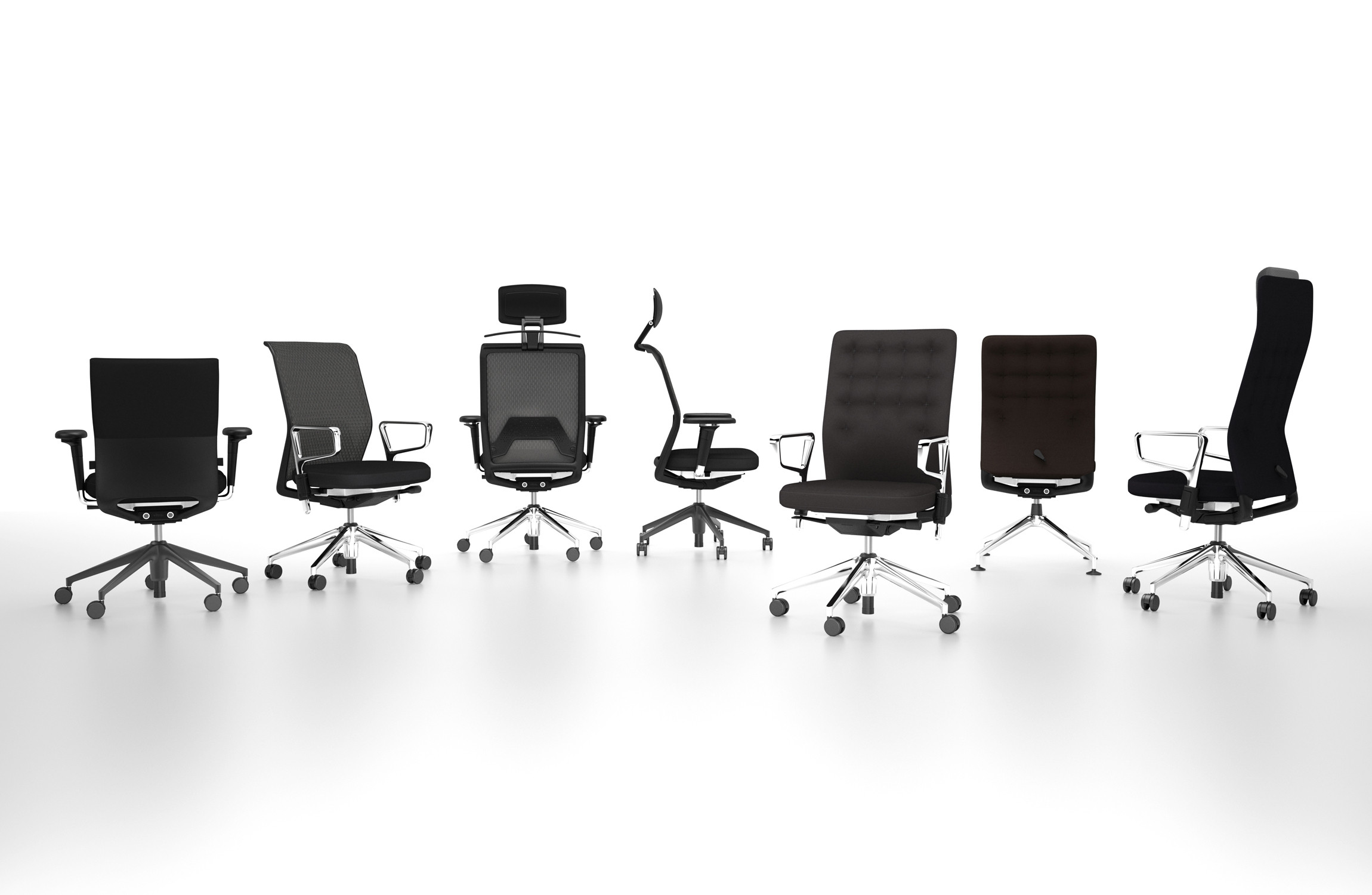 ID Chair Concept Family by Vitra