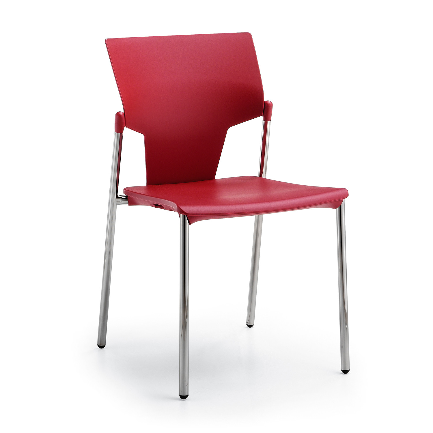 Ikon Red Chair