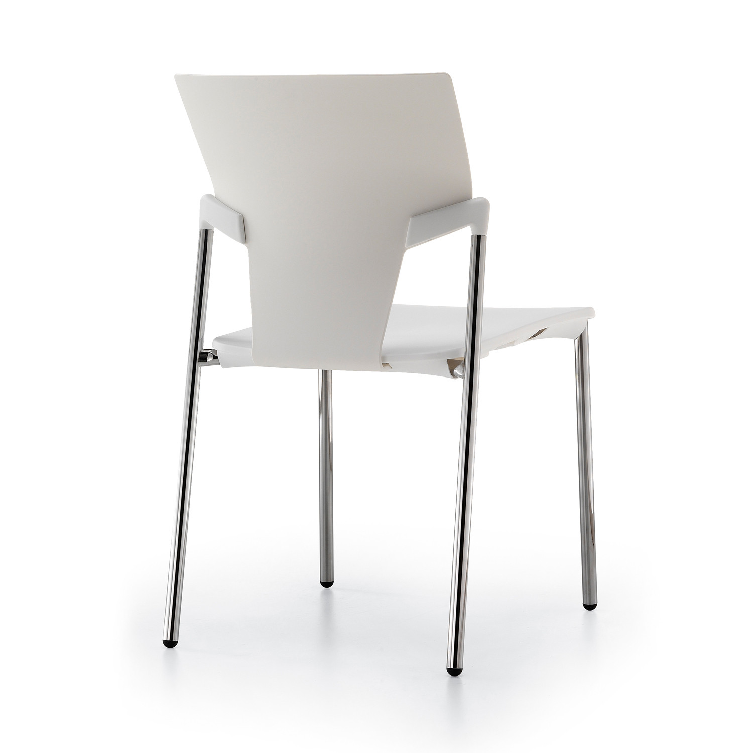 Ikon White Chair