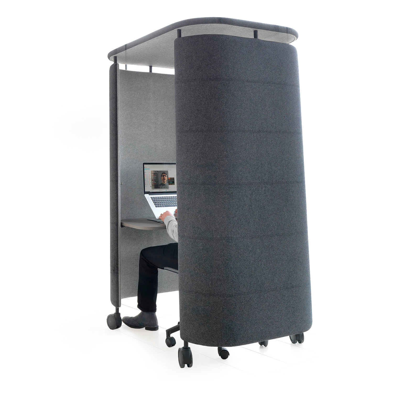 Innopod Privacy Workstation Acoustic Work Pod Apres