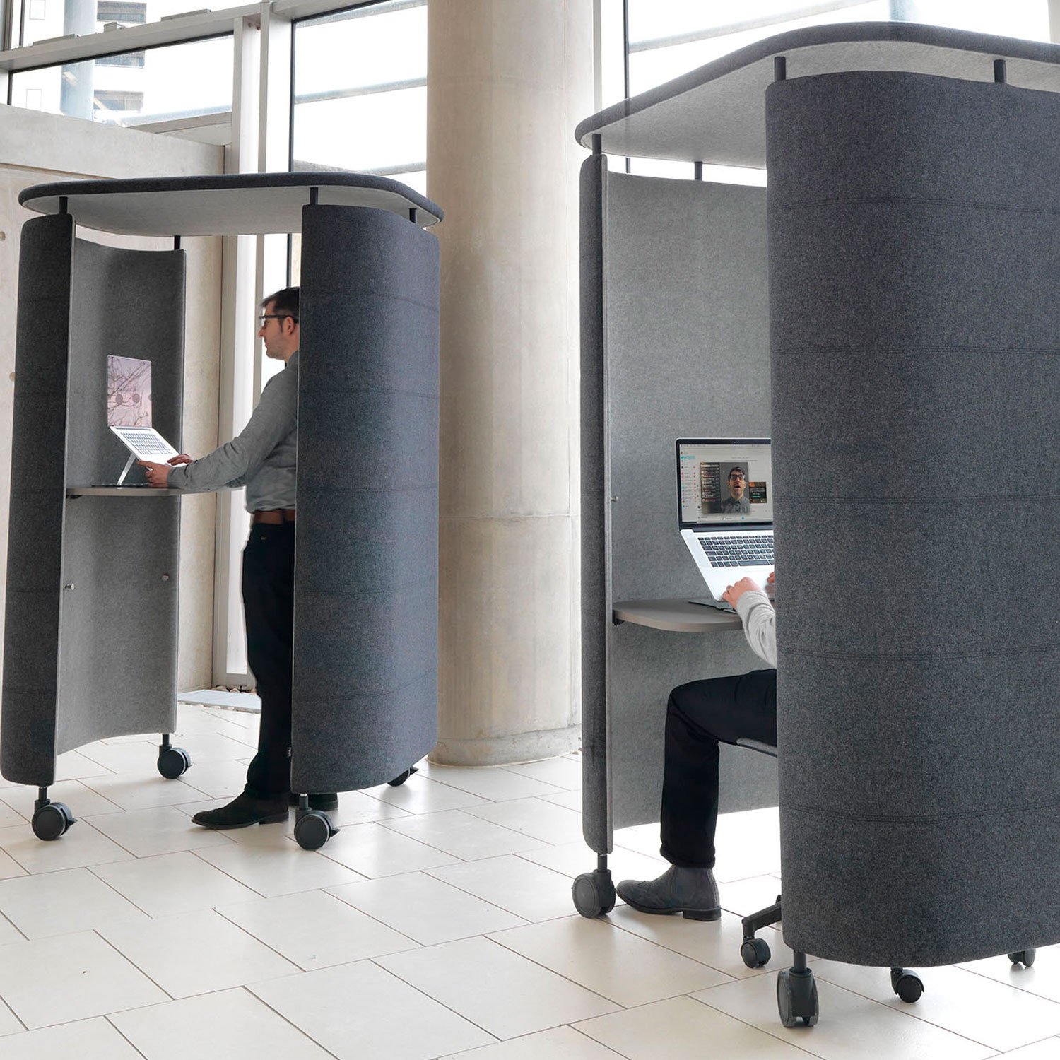 InnoPod Acoustic Booths