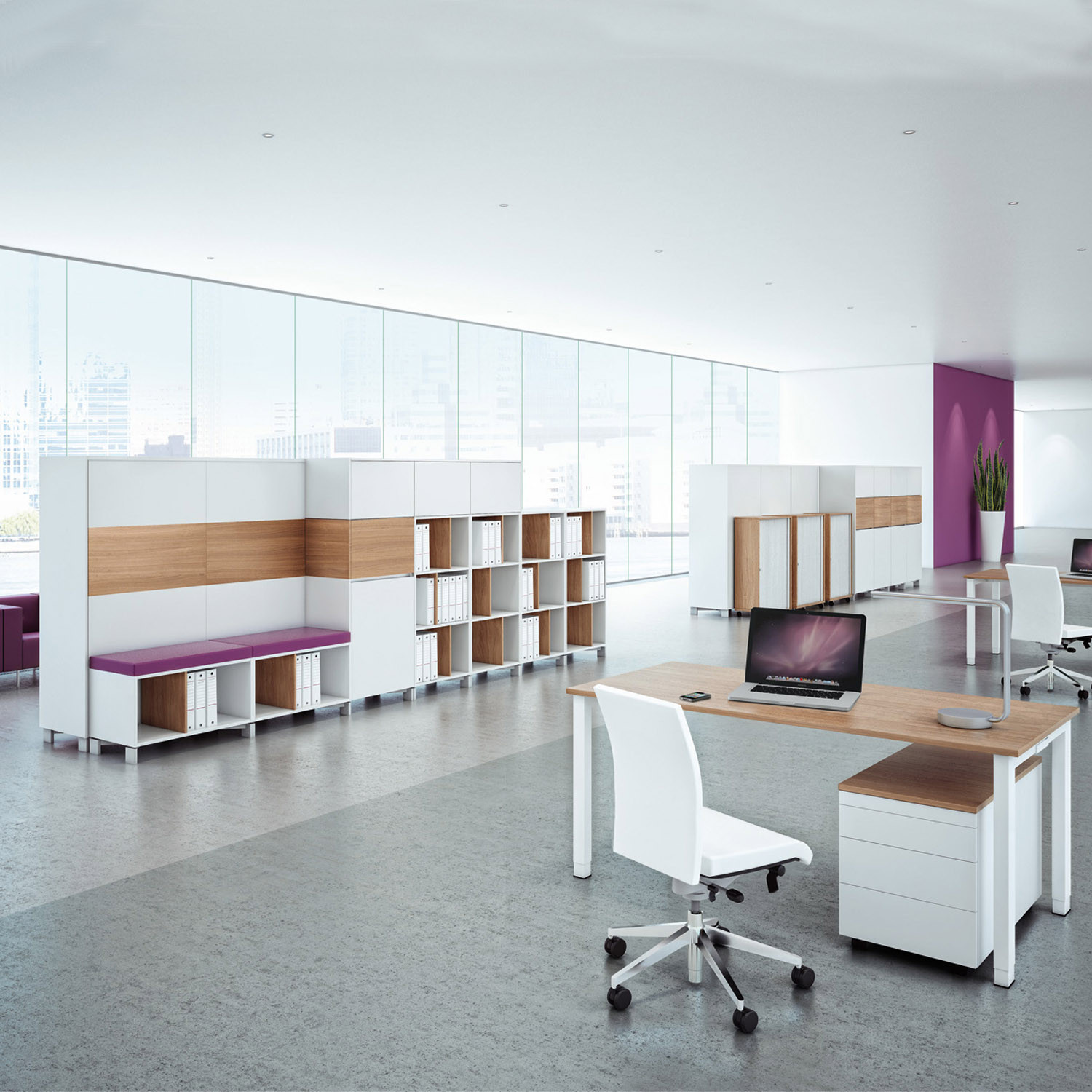 Intavis Office Storage by Assmann