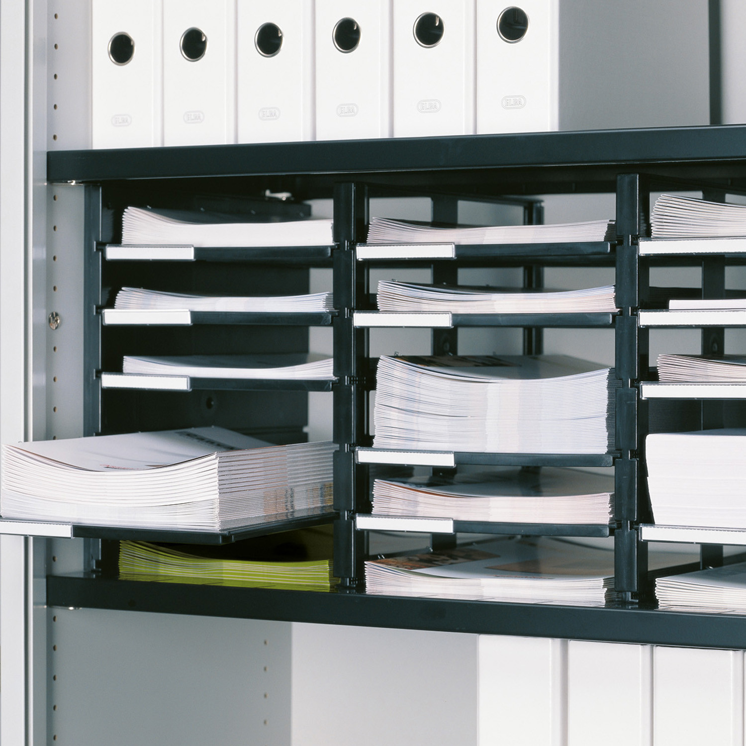 Intavis Filing Shelves