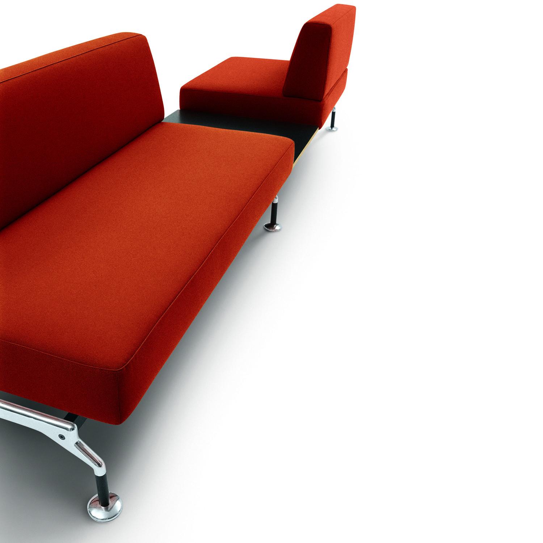 Intercity Bench Seating