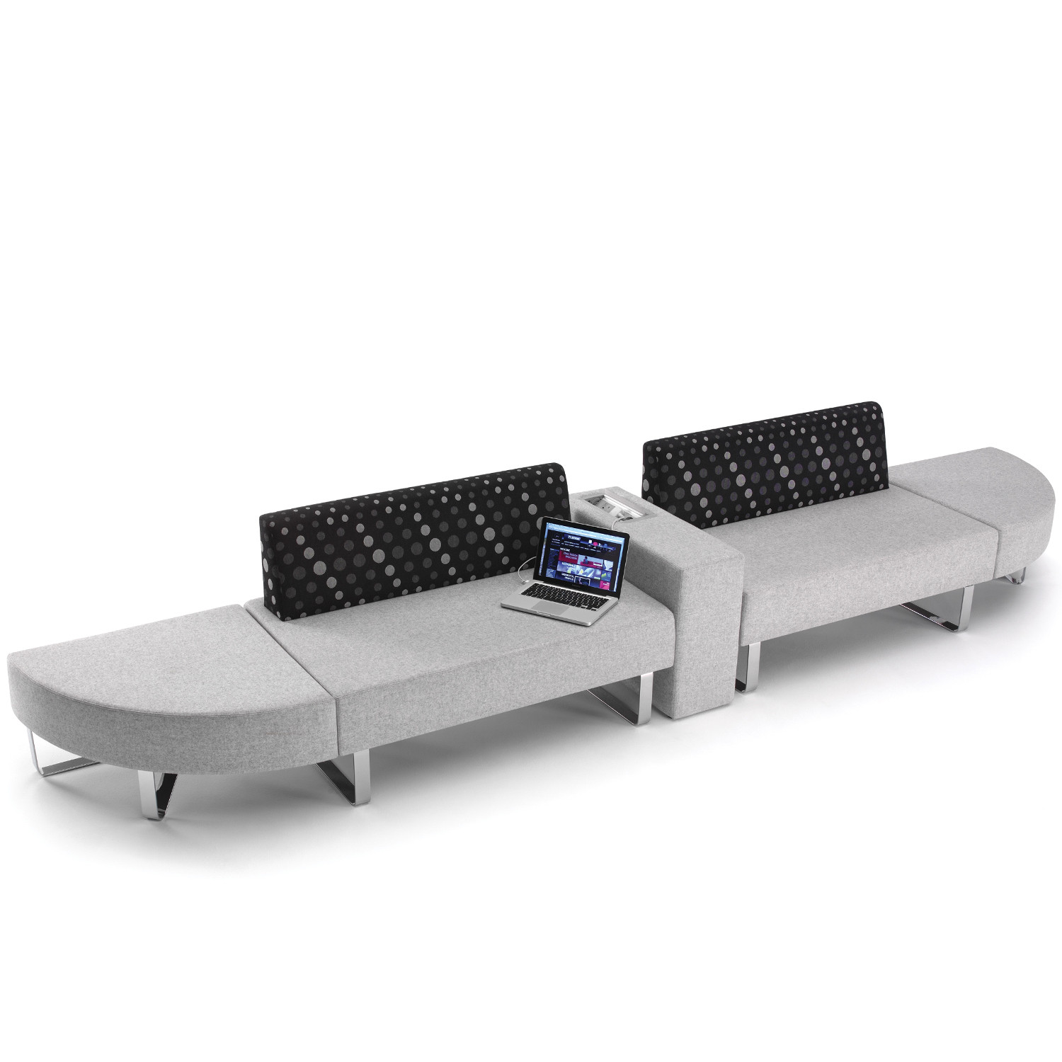 Intro Modular Left Hand Sofa