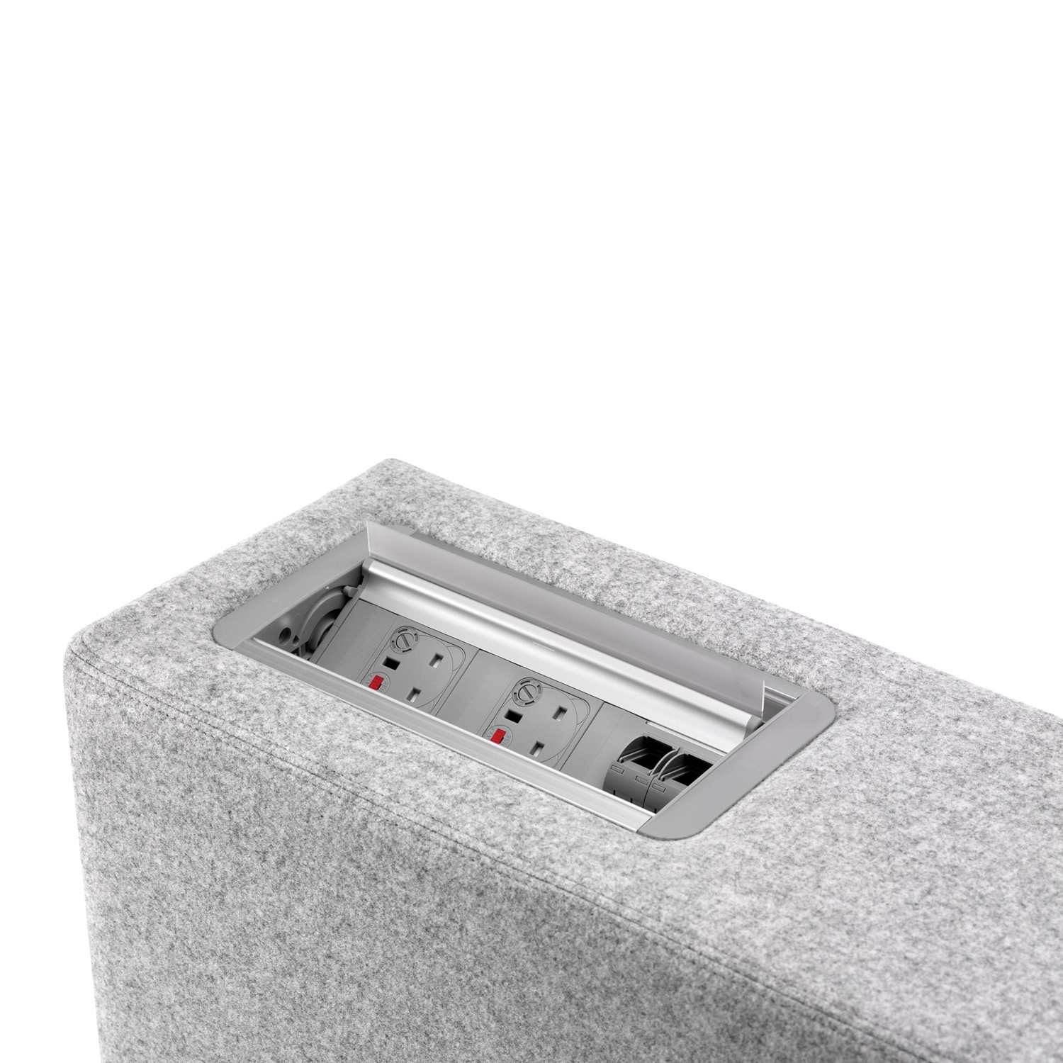 Intro Modular Seating USB Port