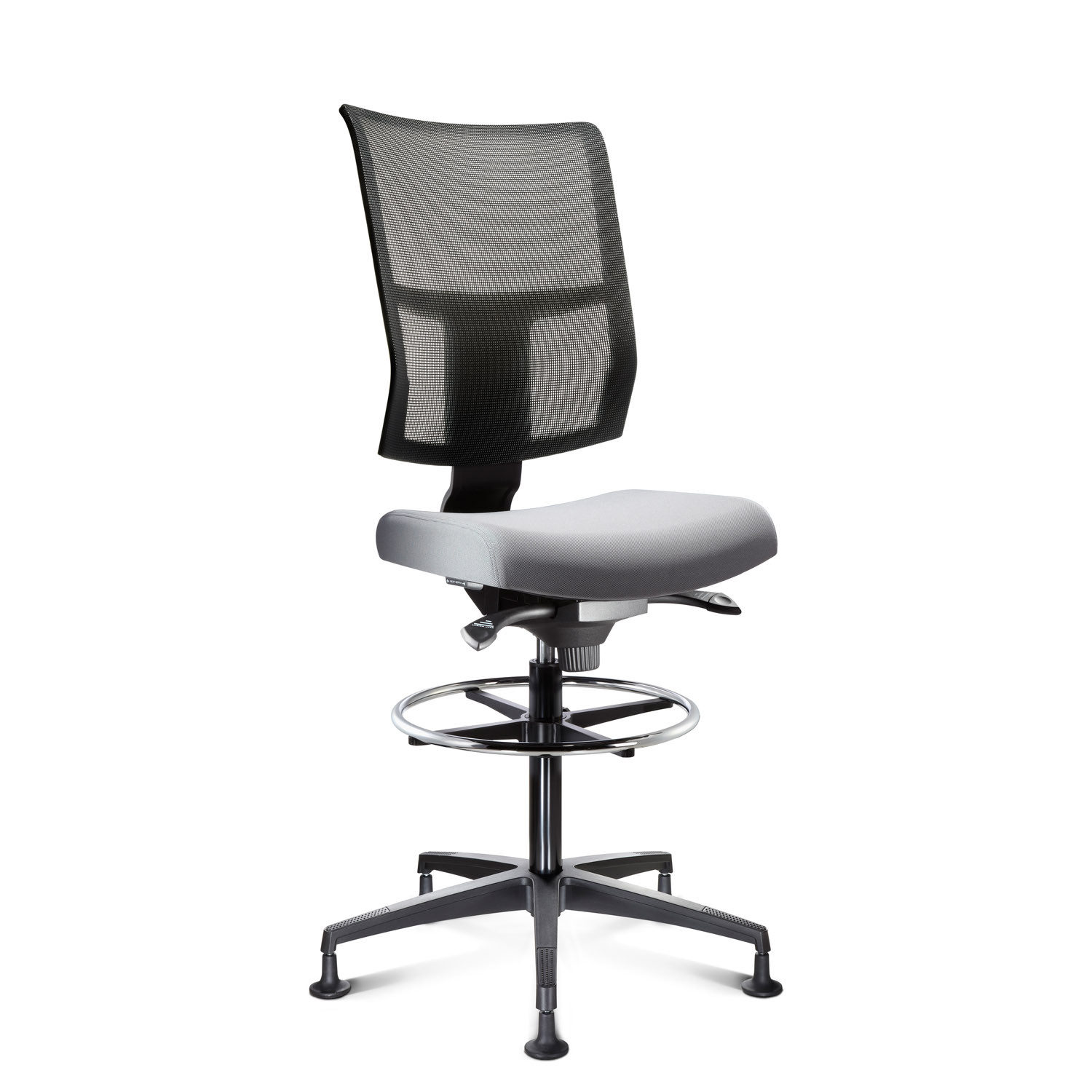 Is Mesh Draughtsmans Chair