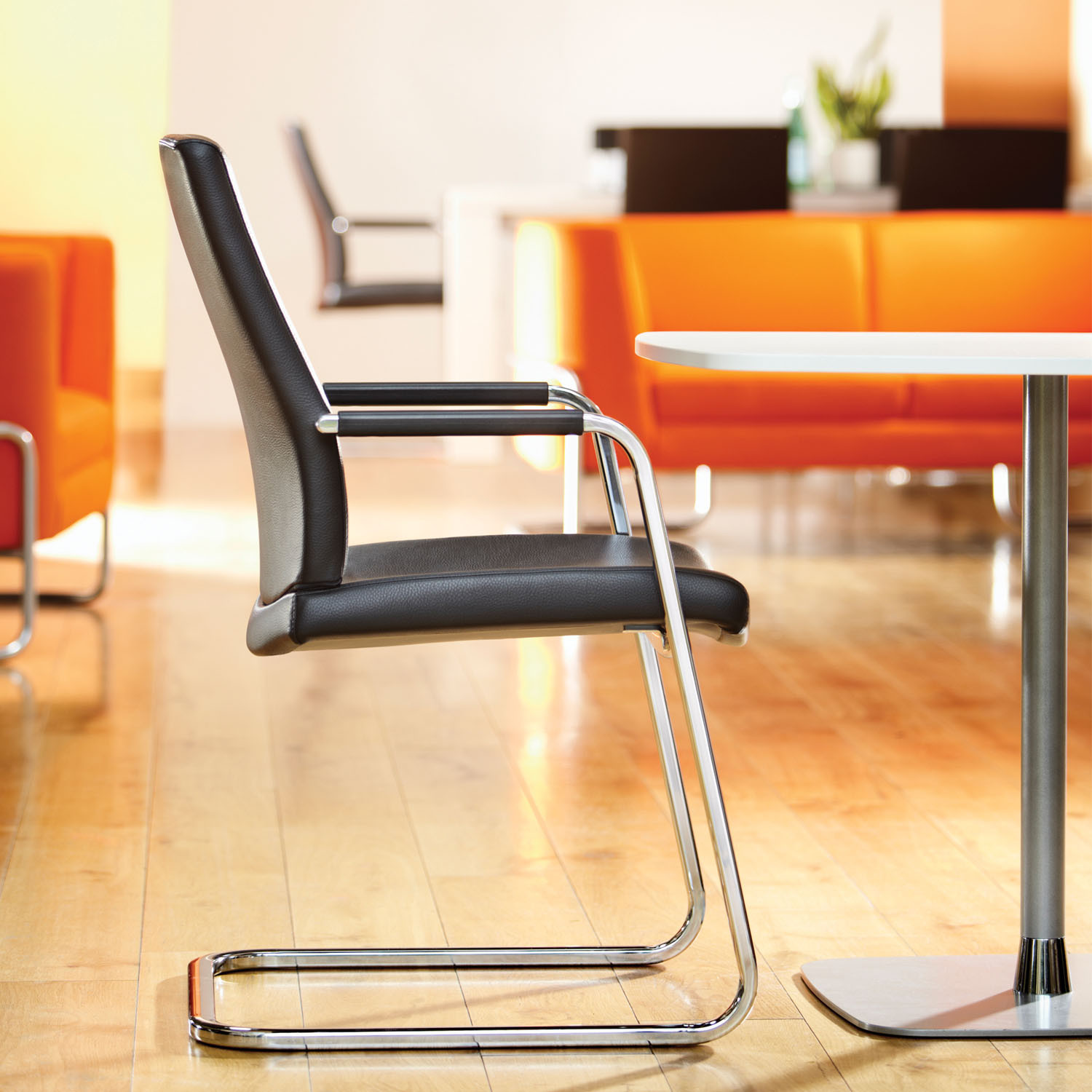 IS Executive Meeting Chairs by Connection