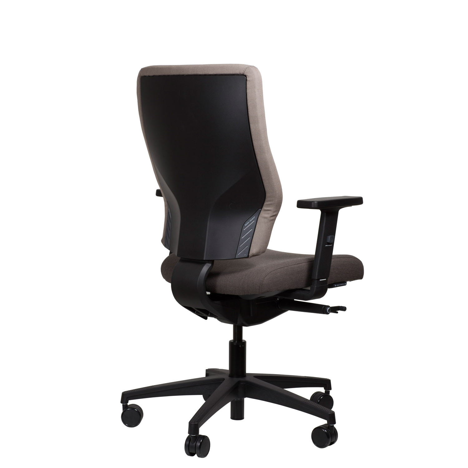 IS Office Task Chair Rear View