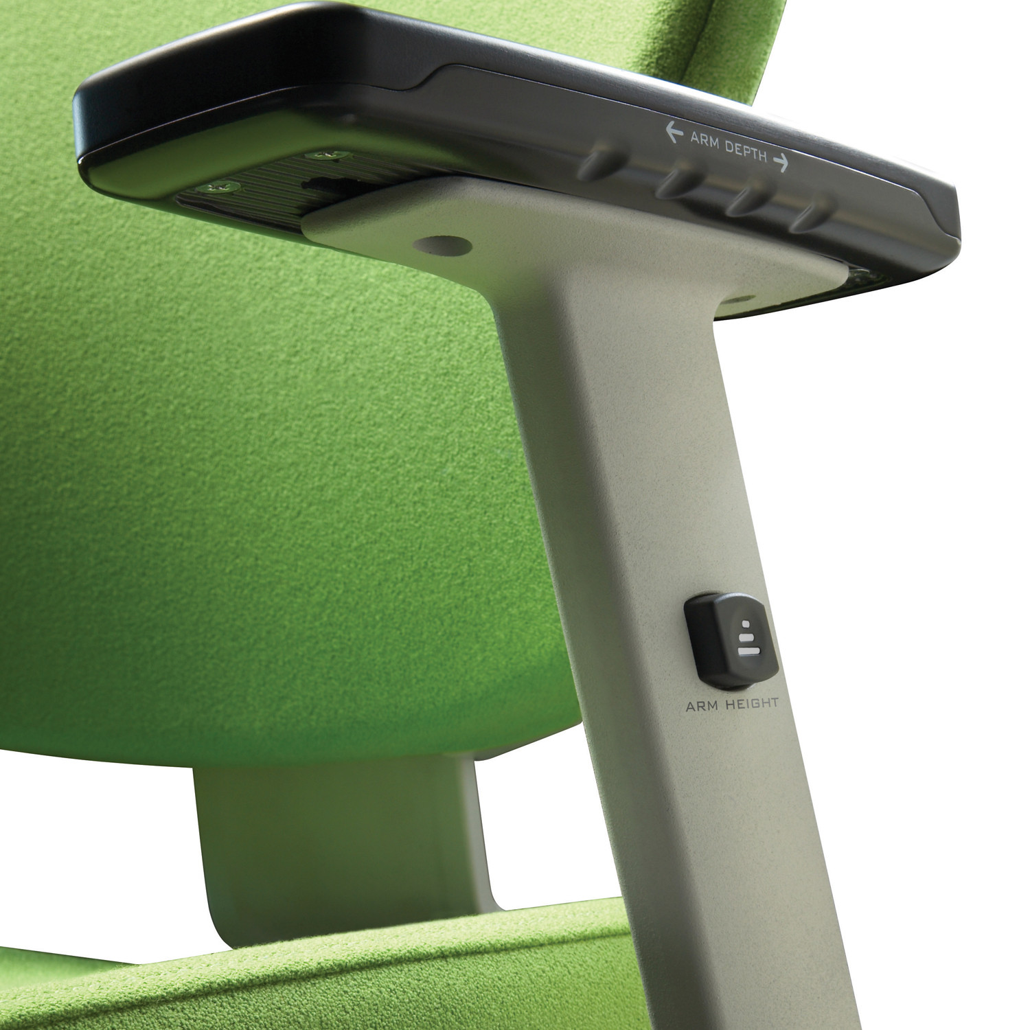 IS Height Adjustable Armrests by Connection