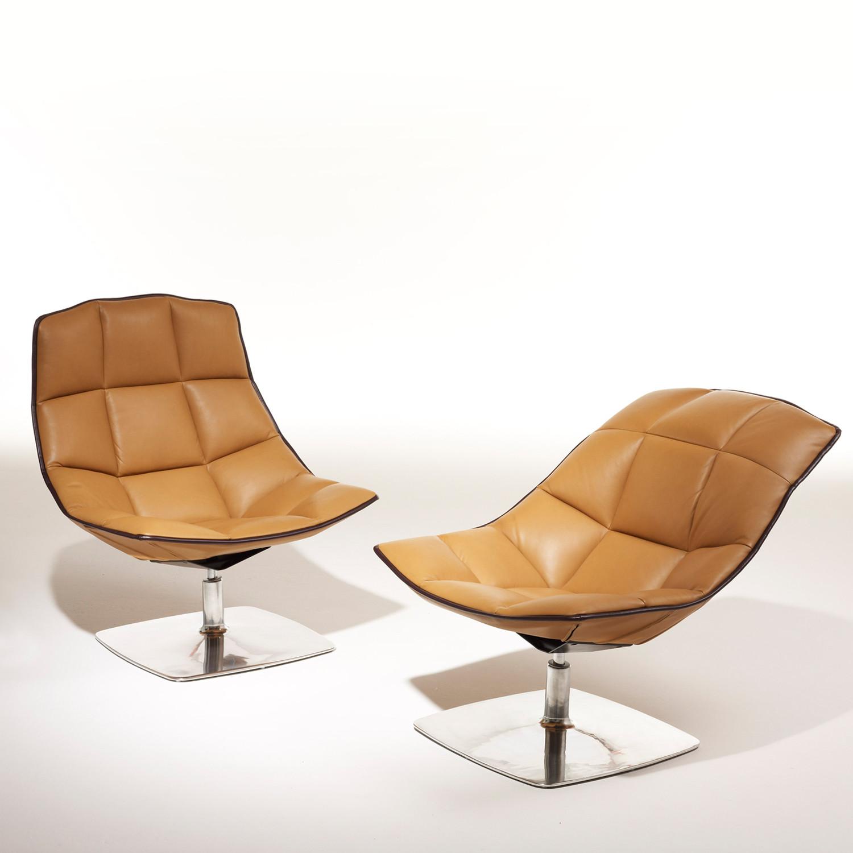 Jehs + Laub Lounge Chairs