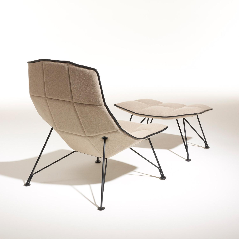 Jehs + Laub Reception Lounge Chairs