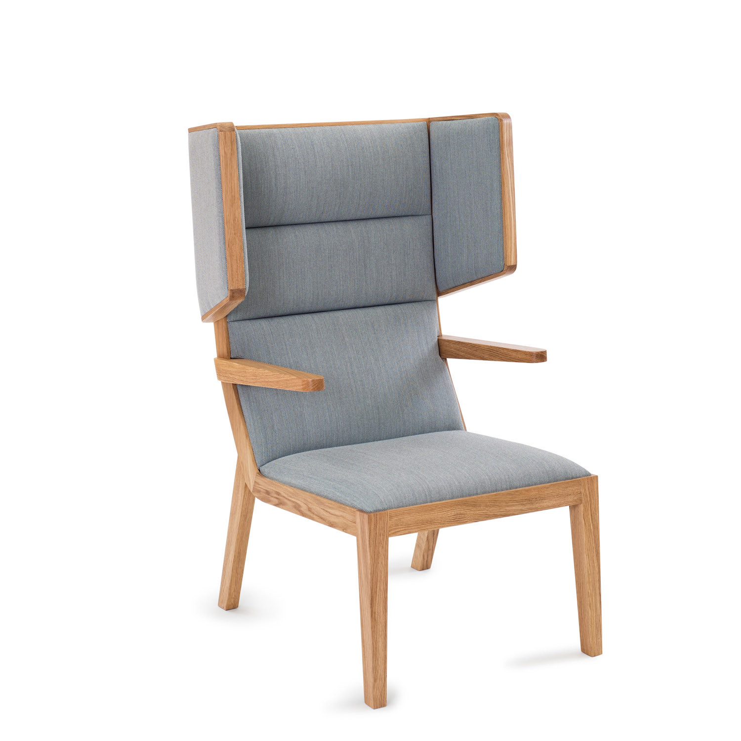 Jentle Lounge Chair 4-Legged SJT1A/A