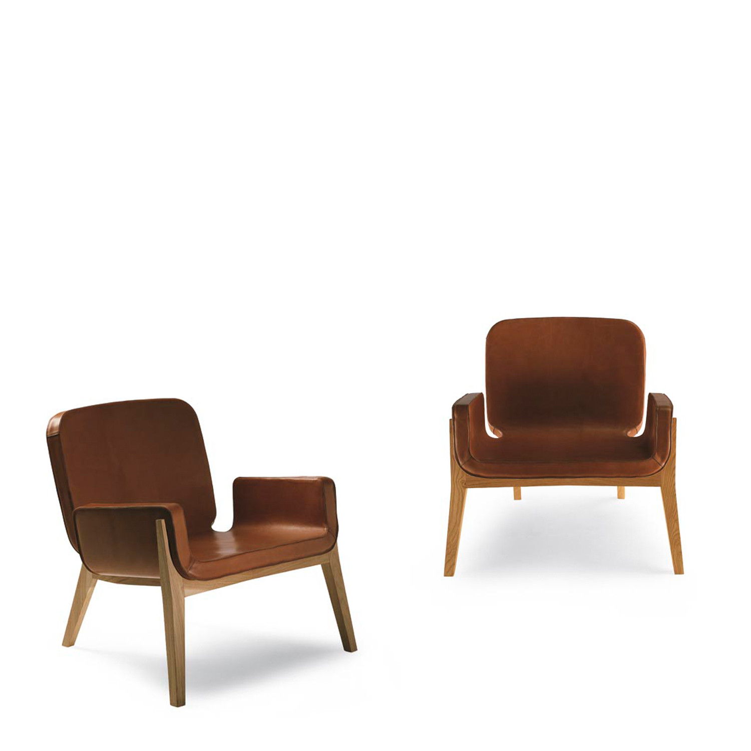 Jockey Chairs by Francois Azambourg