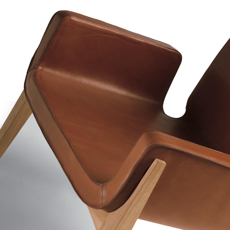 Jockey Chair Close Up